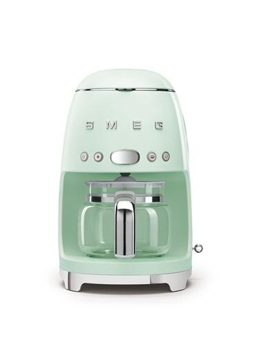 Smeg Pastel Yeşil Filtre Kahve Makinesi Yeşil
